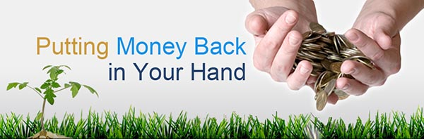Putting Money Back in your hand